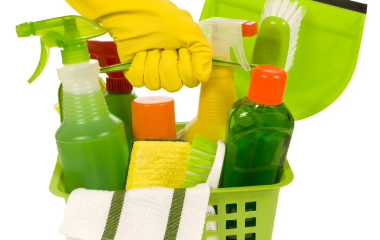 How To Stay Motivated Whilst Spring Cleaning